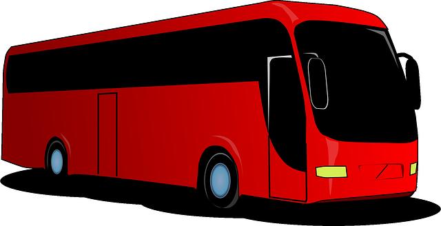 Autobusy, tramvaje