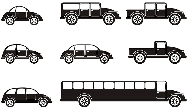 Auta, letadla, lodě, vlaky