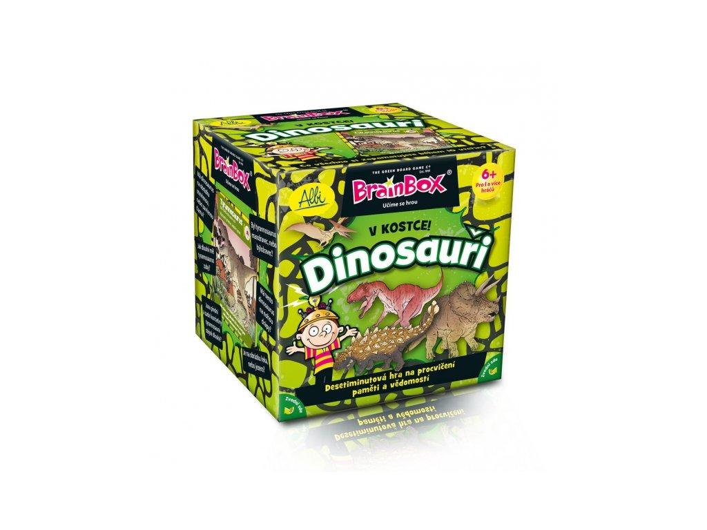 V kostce Dinosauri