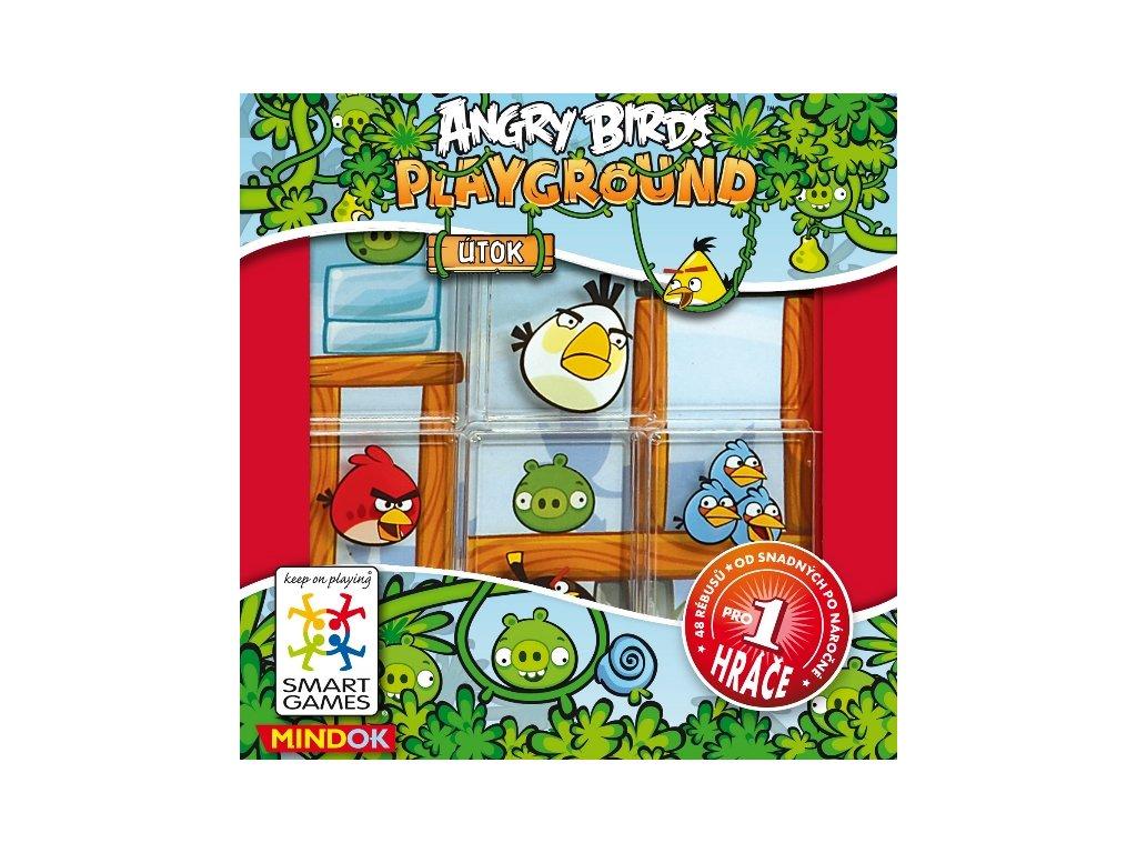Angry Birds: Útok