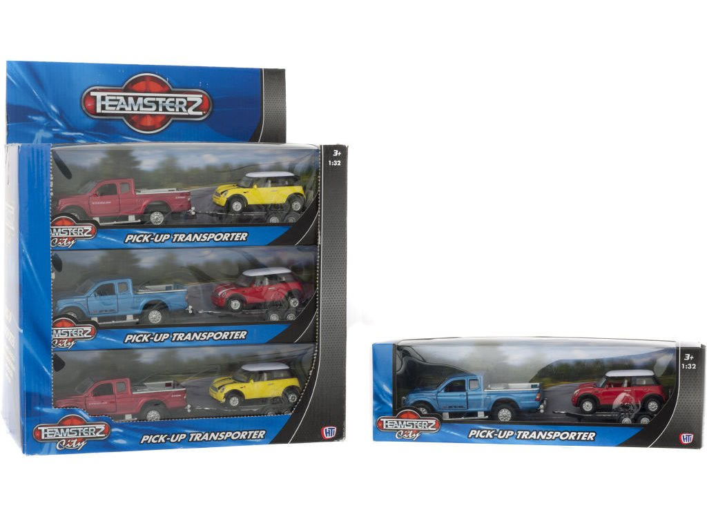 Teamsterz city Pick-up Transporter