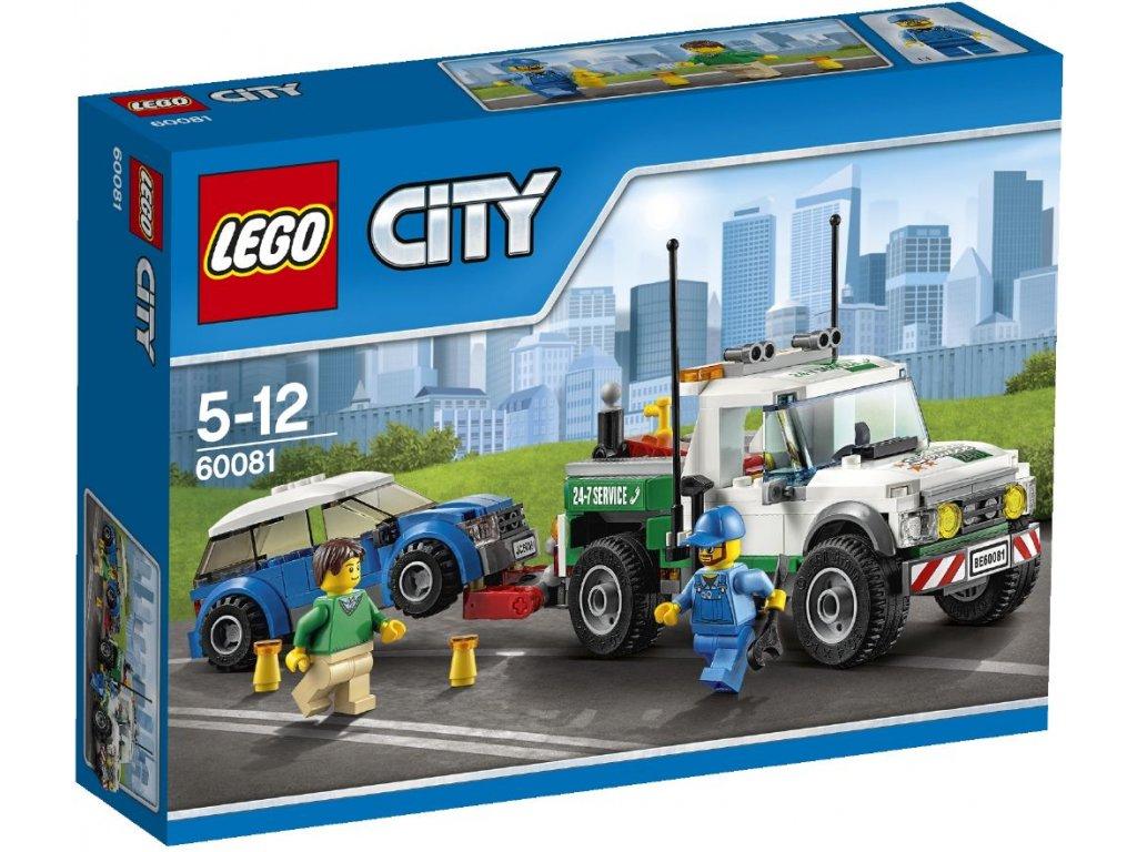 LEGO® City Odtahový pick-up