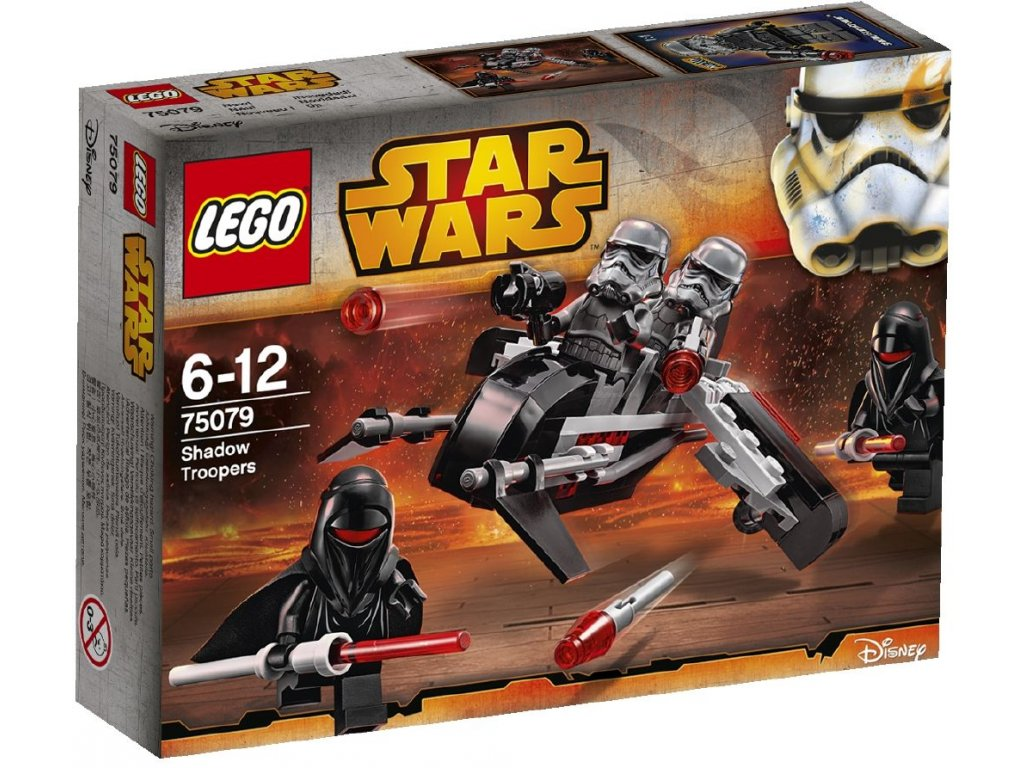 LEGO® Star Wars Shadow Troopers™