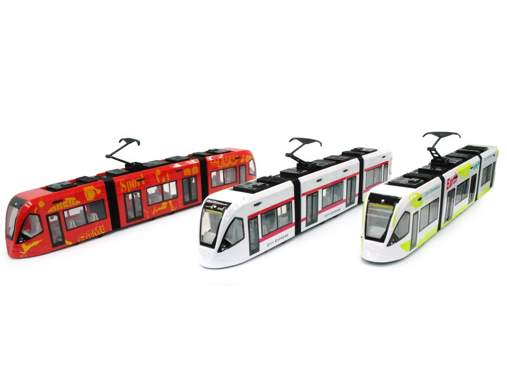 Tramvaj City express