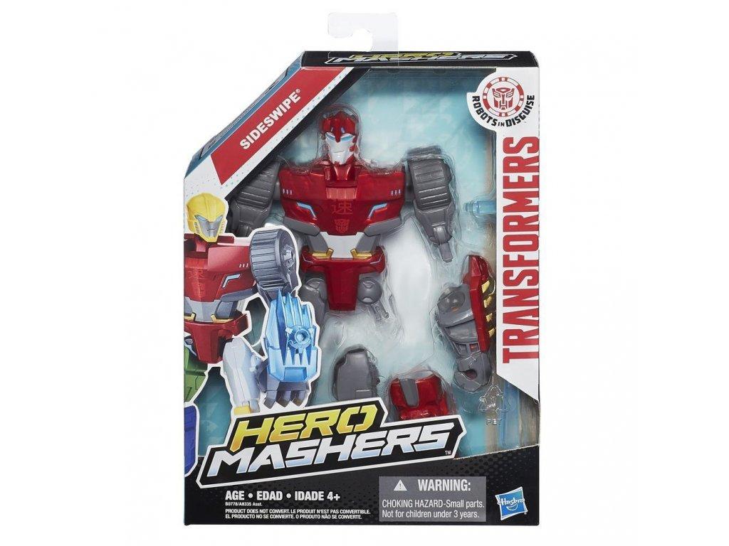 Transformers Hero Mashers 15 cm vysoký Sideswipe