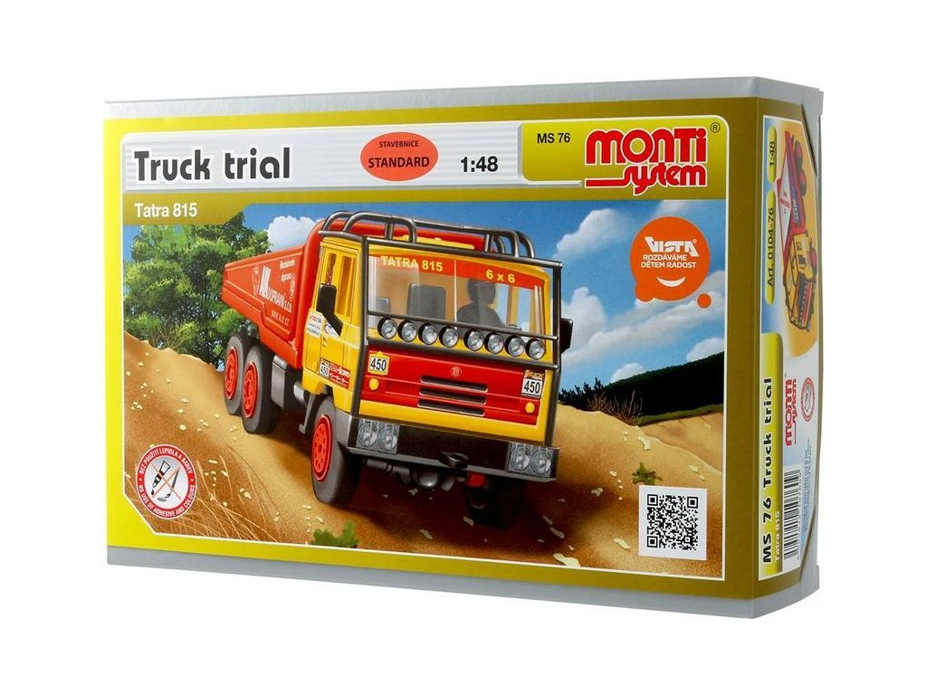 MS 76 - Truck trial