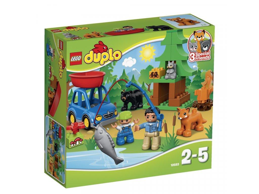 LEGO® DUPLO® Výprava na ryby