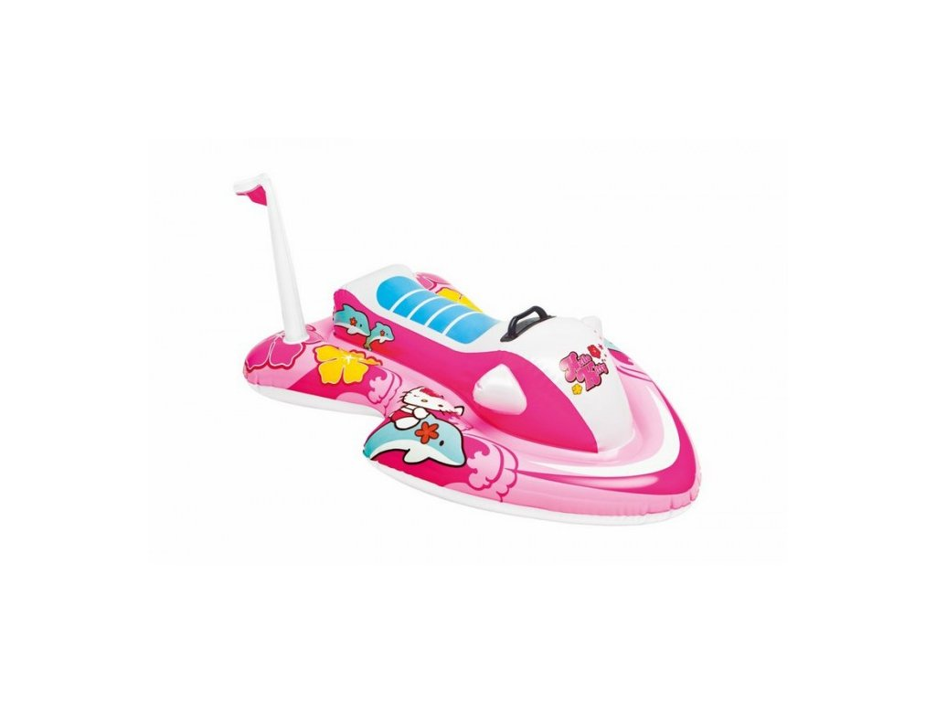 Vodní vozidlo Hello Kitty