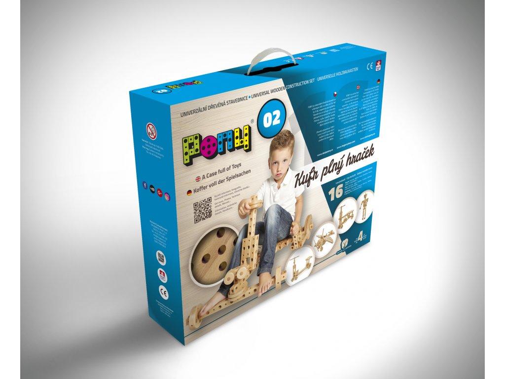 PONY 02 BOX