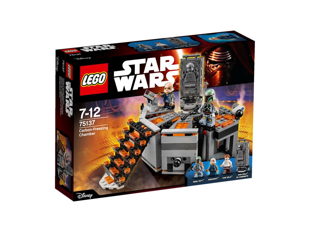 LEGO Star Wars Carbon-Freezing Chamber