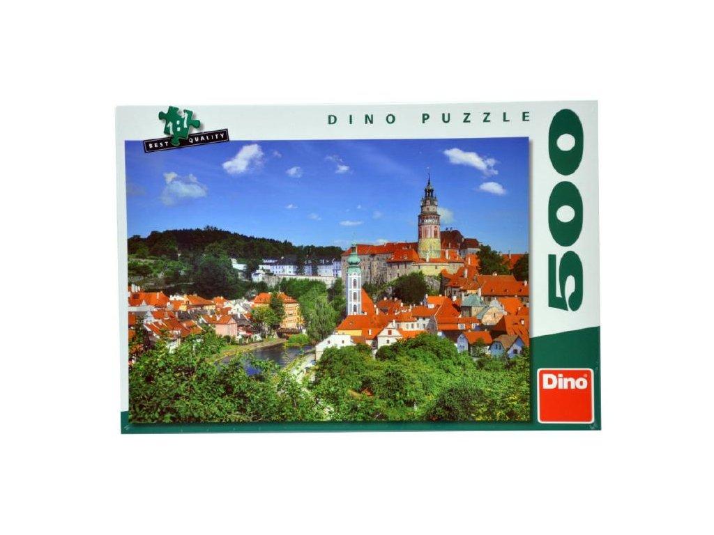 Puzzle Český Krumlov