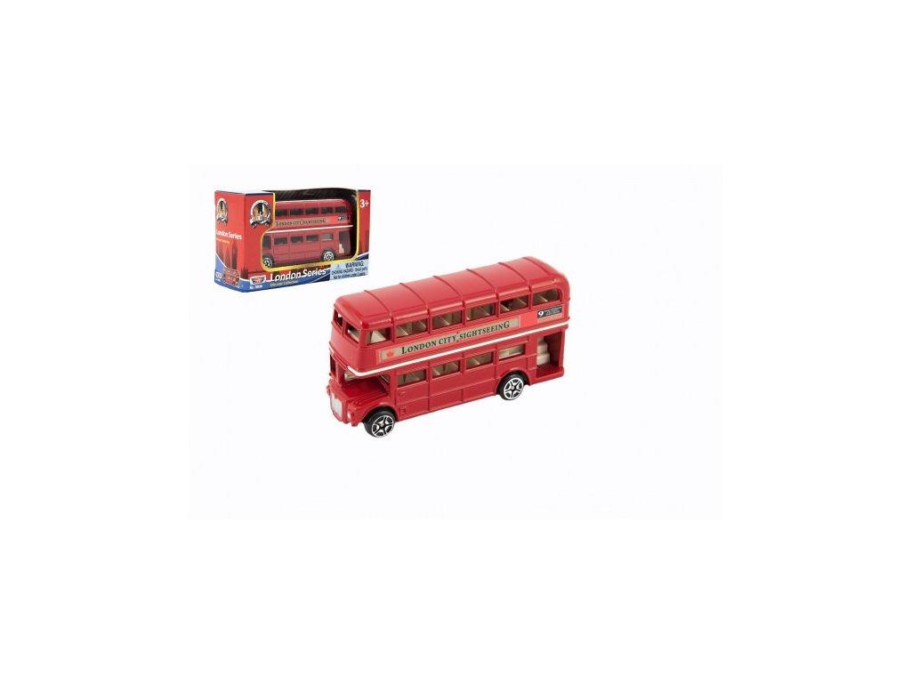 Patrový autobus Londýn