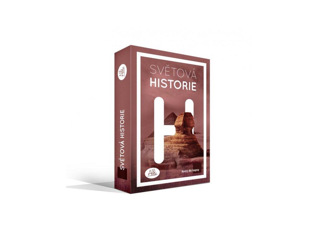 Kvízy do kapsy Světová historie