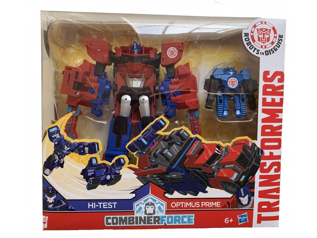 Transformers RID kombinator