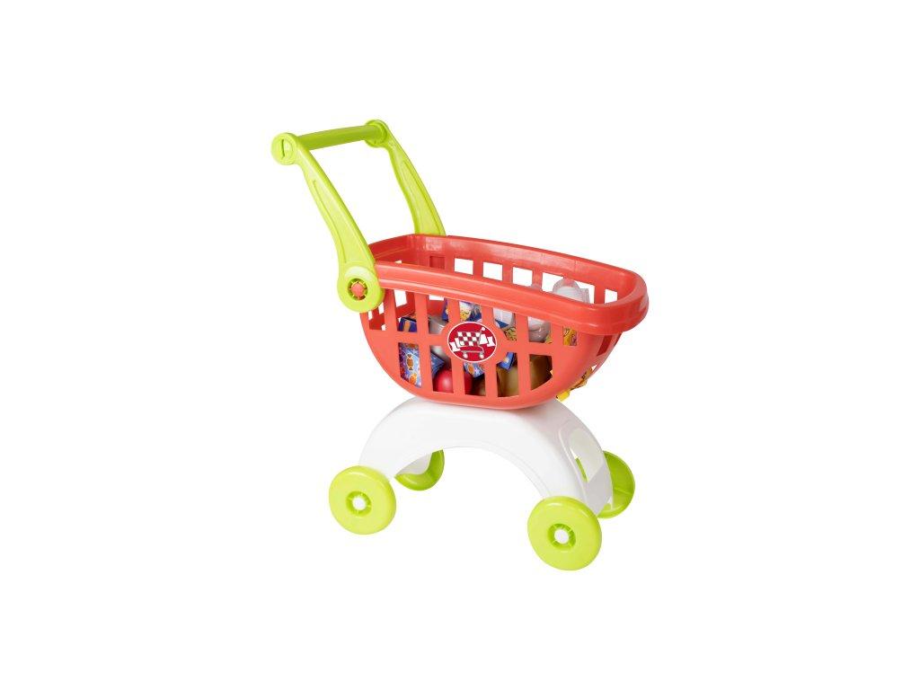 detsky nakupni vozik s nakupem smart