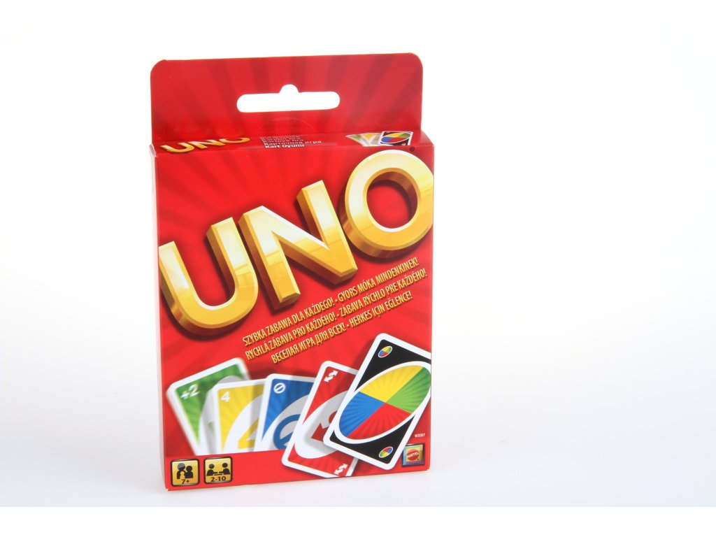 Karetní hra UNO
