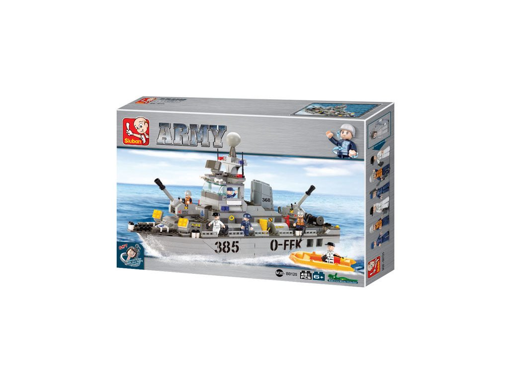 Sluban ARMY Torpedoborec