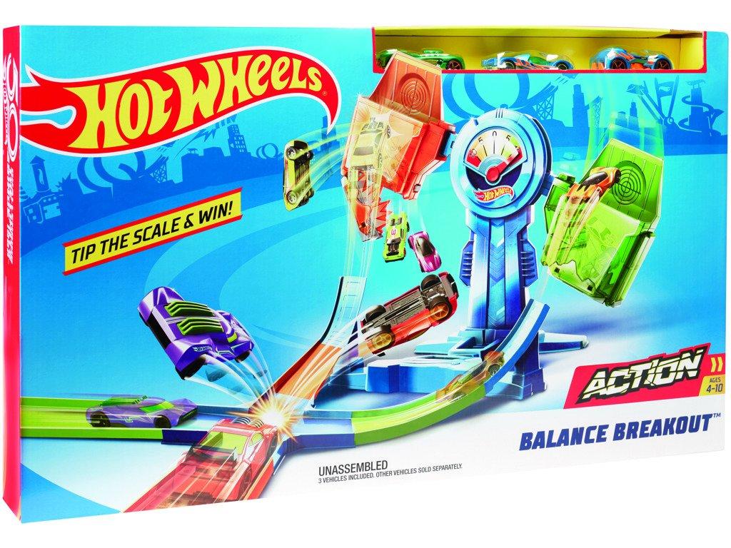 Hot Wheels Balance breakout