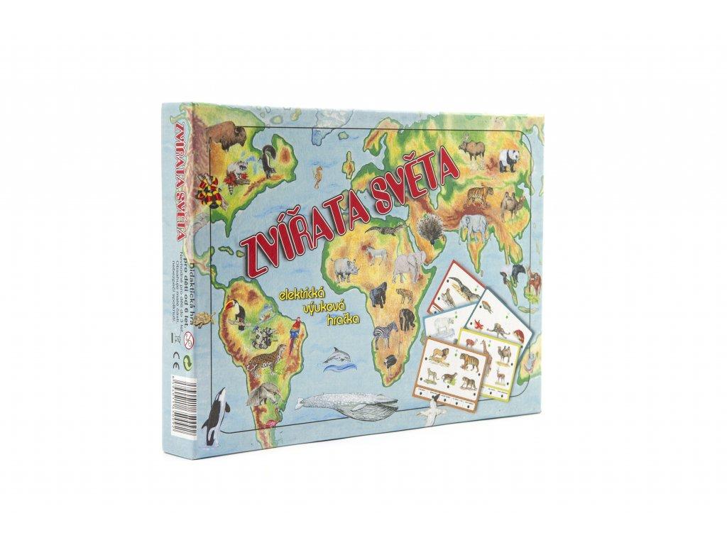 Zvirata sveta krabice