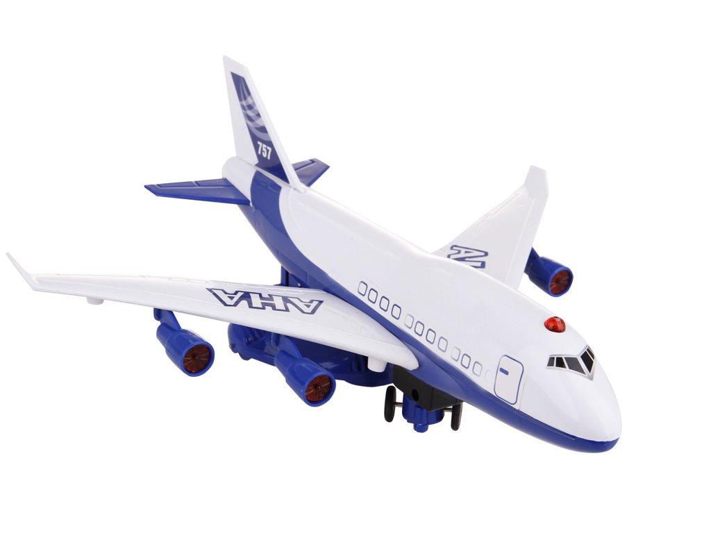 letadlo s funkci simulovaneho vzletu 1