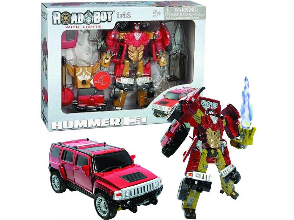 roadbot Hummer H3