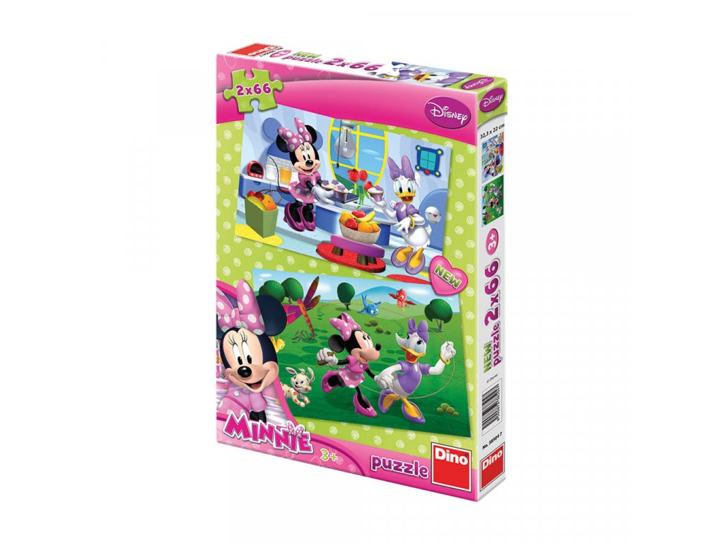 Minnie puzzle