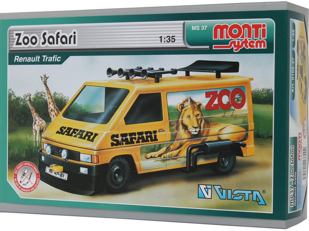 MS 37 - ZOO Safari