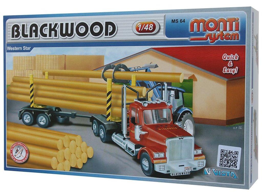 MS 64 - Blackwood