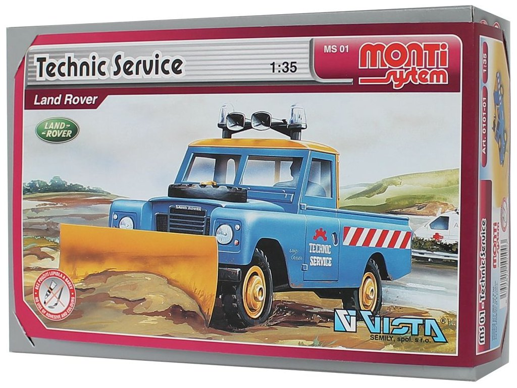 MS 01 Technic service