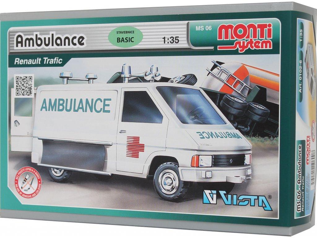 MS 06 Ambulance