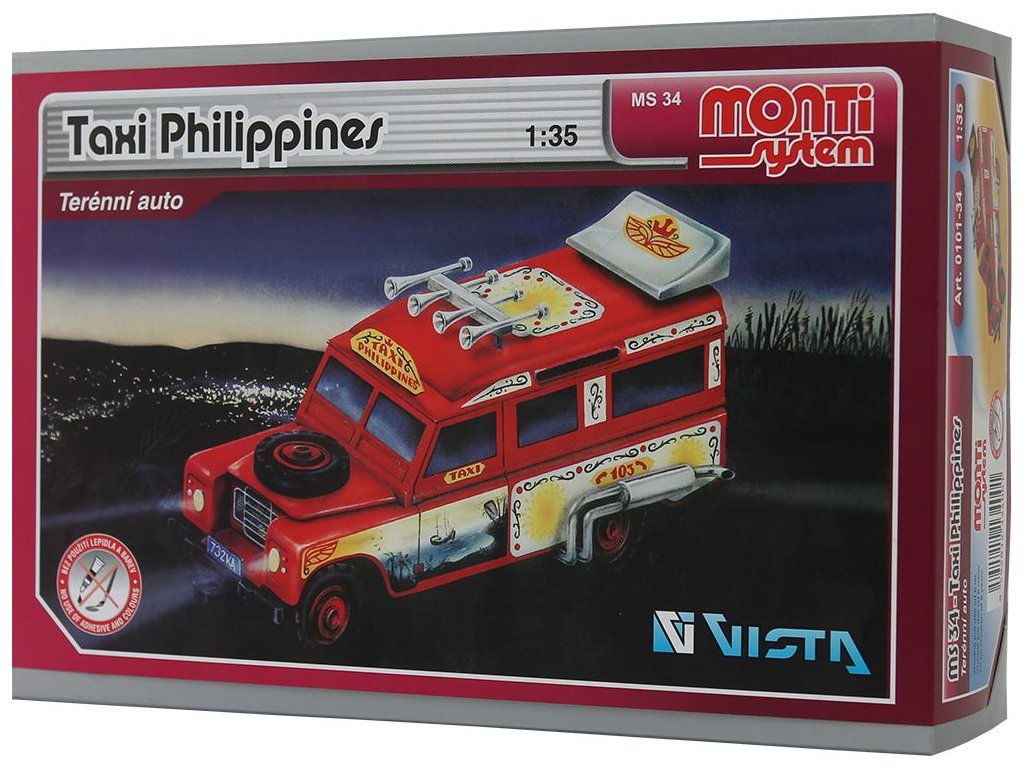 MS 34 - Taxi Philippines