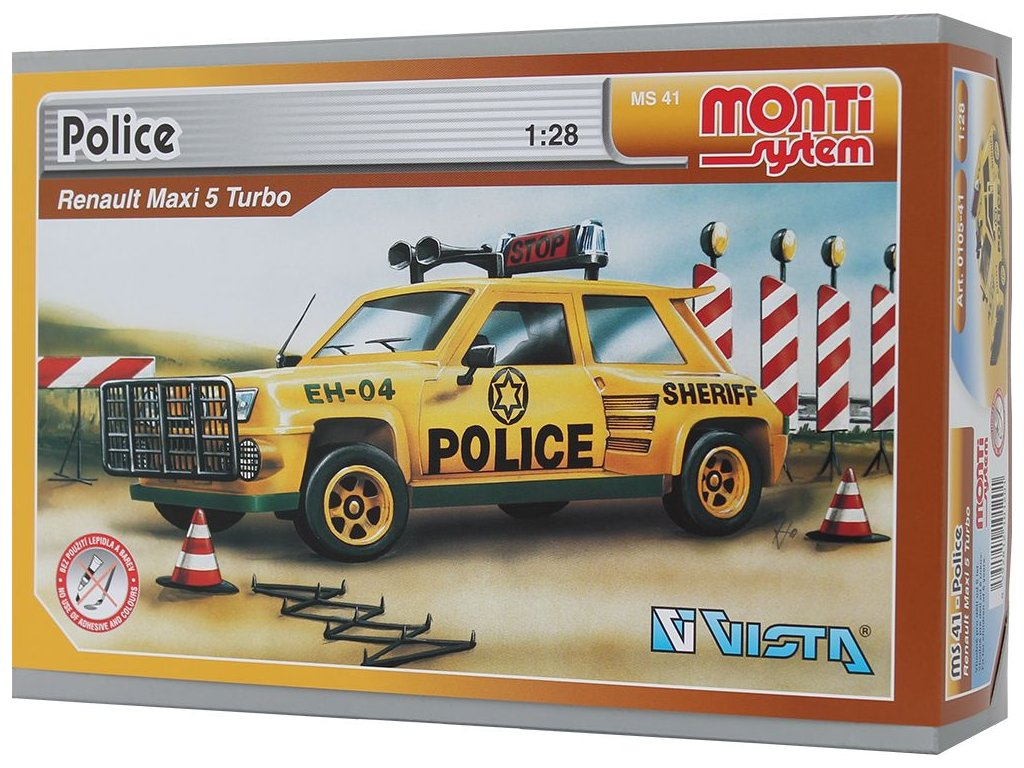 MS 41 Policie Renault Maxi 5