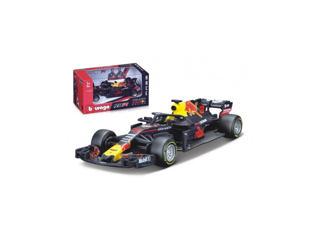 Auto Bburago 1:43 Aston Martin Redbull Racing formule