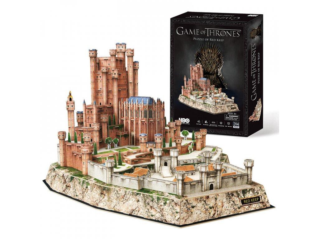 Puzzle 3D 314 dílků Hra o trůny