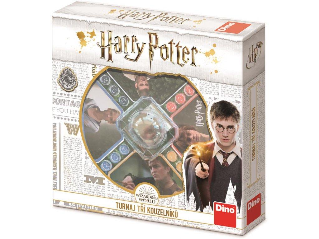 hra Harry Potter Turnaj tri kouzelniku