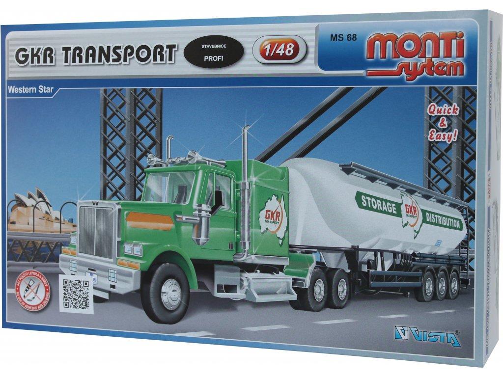MS 68 GKR Transport