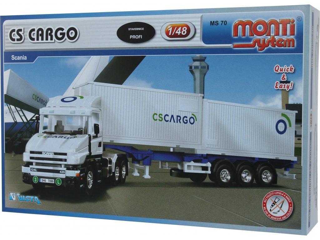 MS 70 CS CARGO