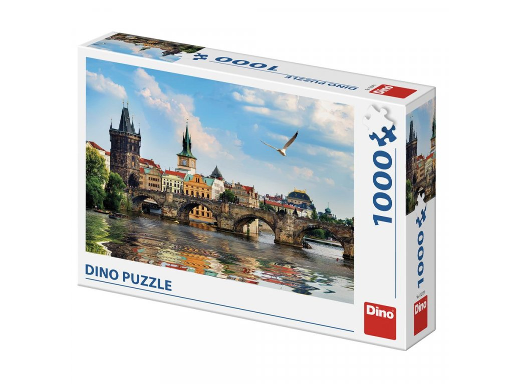 puzzle Karluv most