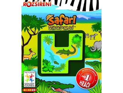 Safari schovej a najdi rozšíření