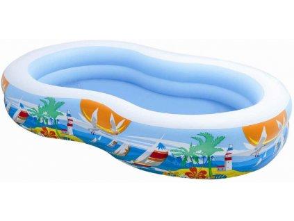 Bazén rajská laguna
