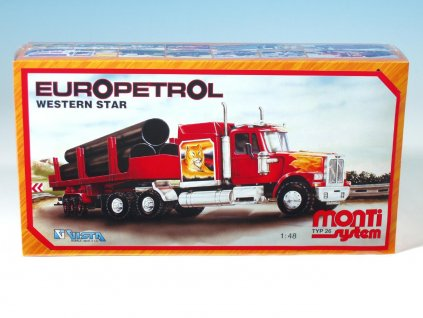 MS 26 - Europetrol Western star