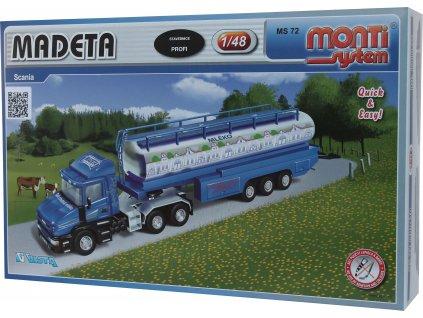 MS 72 - Madeta