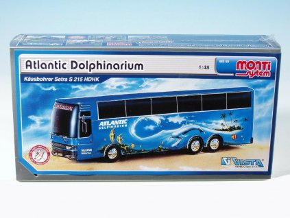 MS 50 - Atlantic Delfinarium