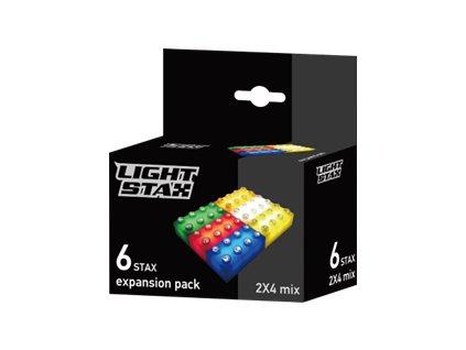 Light Stax dlouhé kostky 4x2