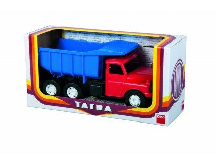Tatra 148 červeno-modrá 30cm