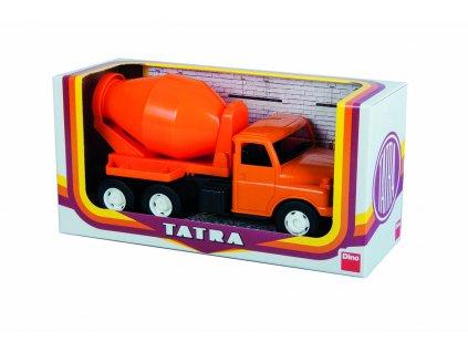 Tatra 148 míchačka oranžová 30cm