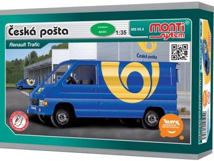 MS 05.4 - Česká pošta
