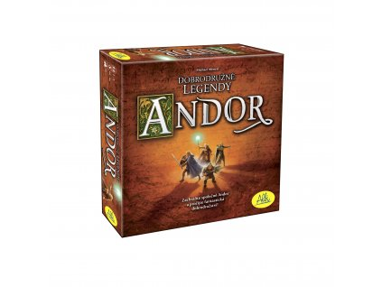 Andor - Dobrodružné legendy