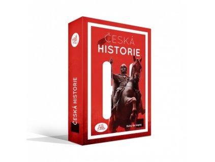 Kvízy do kapsy Česká historie