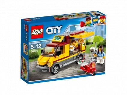 LEGO® City Dodávka s pizzou